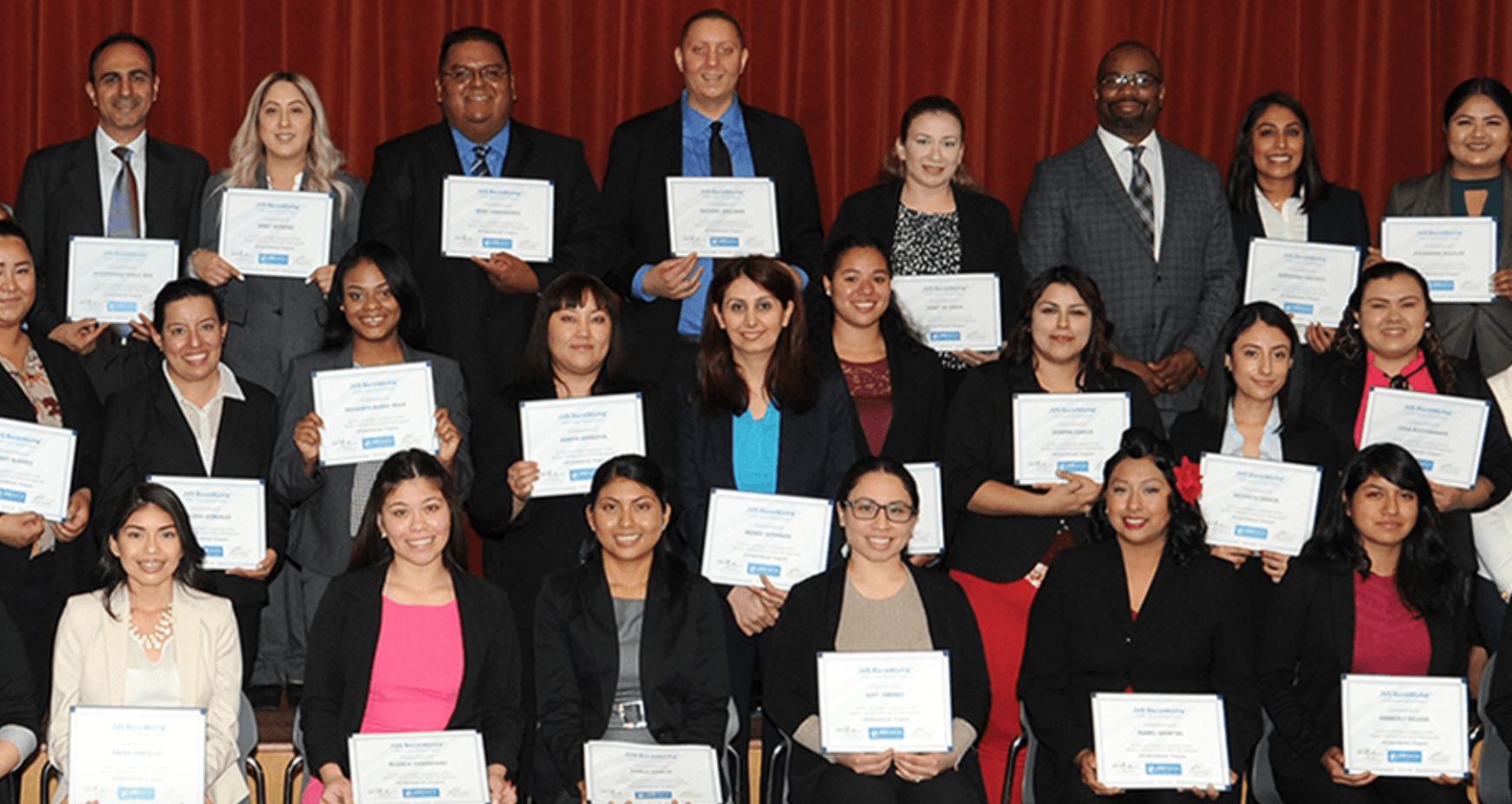 BankWorks Graduation